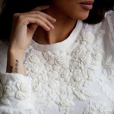 """Одежда ручной работы. Ярмарка Мастеров - ручная работа Платье """"Самоцветы"""". Handmade."""