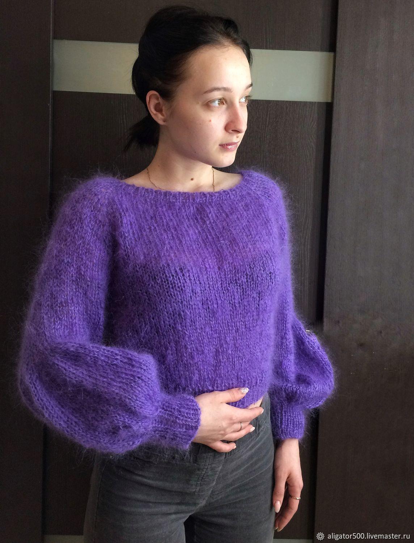 цыганка свитер из кид мохера спицами фото информация, курорт