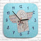 Для дома и интерьера handmade. Livemaster - original item Watch angel of the Forest. Handmade.