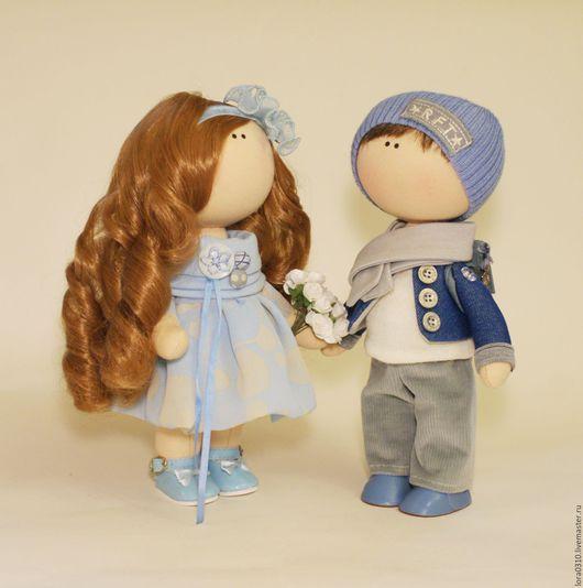 Коллекционные куклы ручной работы. Ярмарка Мастеров - ручная работа. Купить Mike. Handmade. Кукла ручной работы, купить куклу