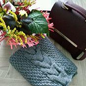 Одежда ручной работы. Ярмарка Мастеров - ручная работа Вязаный жилет. Учебный год.. Handmade.
