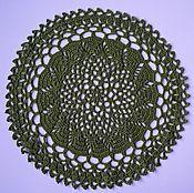 Для дома и интерьера handmade. Livemaster - original item CYPRESS decorative napkin. Handmade.