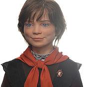 """Куклы и игрушки handmade. Livemaster - original item Artdoll """"Guest from the future"""". Handmade."""