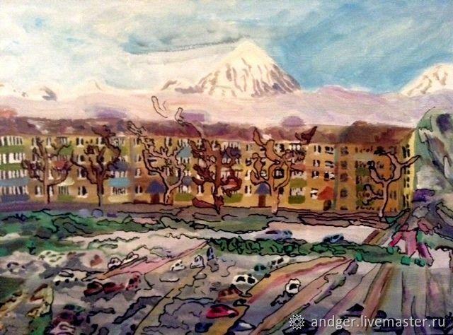 Гора, Картины, Москва,  Фото №1