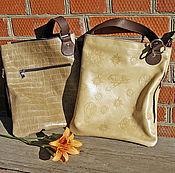 Сумки и аксессуары handmade. Livemaster - original item Bag-wallet