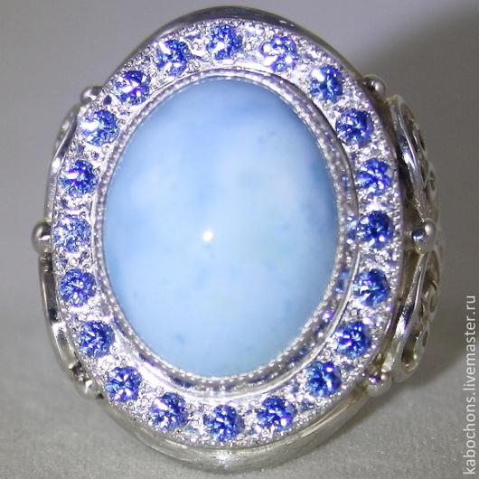 """Кольца ручной работы. Ярмарка Мастеров - ручная работа. Купить Перстень """"Вильгельмина"""" БИРЮЗА. Handmade. Бирюзовый, кольцо с бирюзой"""