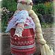 """Народные куклы ручной работы. Куколка """"На беременность"""".. Ирина Таликина. Ярмарка Мастеров. Подарок, беременная кукла"""