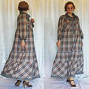 Одежда ручной работы. Ярмарка Мастеров - ручная работа Платье Зона комфорта. Handmade.