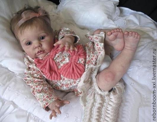 Куклы и игрушки ручной работы. Ярмарка Мастеров - ручная работа. Купить 6800! Молд  Chanel от  Donna RuBert. Handmade. Моллд