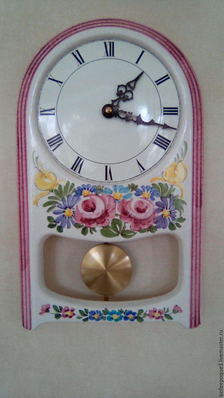 Винтаж: Винтажные часы (Германия), Предметы интерьера винтажные, Юрмала,  Фото №1