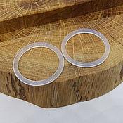 Украшения handmade. Livemaster - original item Thin ring chalcedony 19 p.. Handmade.