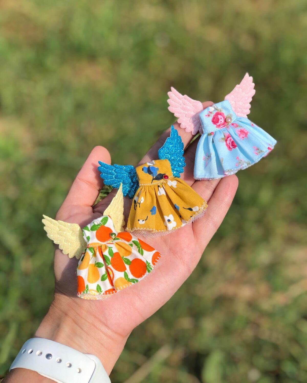 Платье для Blythe petite, Одежда для кукол, Череповец,  Фото №1