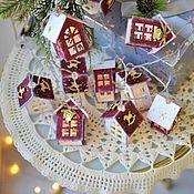 Сувениры и подарки handmade. Livemaster - original item Led festoon.