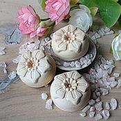 """Мыло ручной работы. Ярмарка Мастеров - ручная работа """"Лотос и морская соль"""" натуральное мыло соляное. Handmade."""