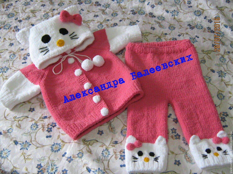 Вязание для детей из alize softy схемы