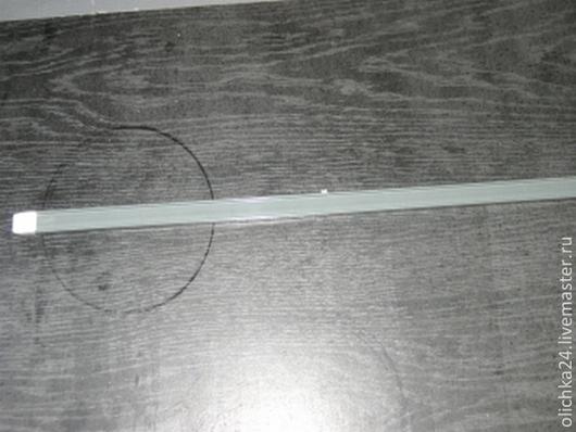 Вязание ручной работы. Ярмарка Мастеров - ручная работа. Купить планка KR. Handmade. Планка, прижемная, бразер, серый, пластик