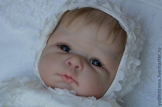 Куклы-младенцы и reborn ручной работы. Ярмарка Мастеров - ручная работа. Купить Ханна 3. Handmade. Белый, винил