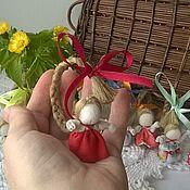 Куклы и игрушки handmade. Livemaster - original item chrysalis Happiness guardian female. Handmade.