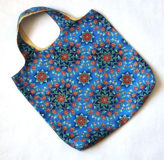 Сумки и аксессуары ручной работы. Ярмарка Мастеров - ручная работа. Купить Текстильная сумка, нужный подарок девушке женщине. Handmade.