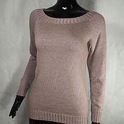 Одежда handmade. Livemaster - original item Jumper pearl pink. Handmade.