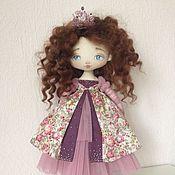 Куклы и игрушки ручной работы. Ярмарка Мастеров - ручная работа Кукла Принцесса Азалия. Handmade.