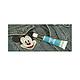 Аппликации, вставки, отделка ручной работы. Ярмарка Мастеров - ручная работа. Купить Клей для текстиля Bison Textile прозрачный, эластичный (25 мл.). Handmade.