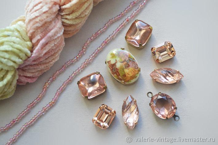 Creative kit ' Peach', Crystals, Moscow,  Фото №1