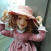 Куклы и игрушки ручной работы. Ярмарка Мастеров - ручная работа Полианна. Handmade.