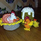 Подарки к праздникам handmade. Livemaster - original item Easter composition № 7. Handmade.