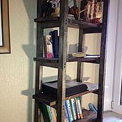 Для дома и интерьера handmade. Livemaster - original item Bookshelf solid wood. Handmade.