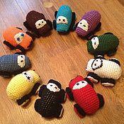 Куклы и игрушки ручной работы. Ярмарка Мастеров - ручная работа Машинки, автопарк для маленького автолюбителя. Handmade.
