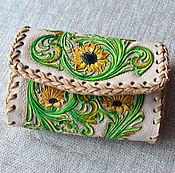 Сумки и аксессуары handmade. Livemaster - original item Pill box. Handmade.