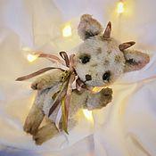 Куклы и игрушки ручной работы. Ярмарка Мастеров - ручная работа Малыш оленёнок. Handmade.