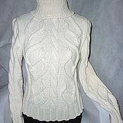 Одежда ручной работы. Ярмарка Мастеров - ручная работа свитер ГЕРДА. Handmade.