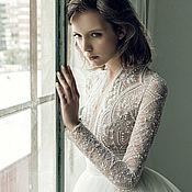 Материалы для творчества handmade. Livemaster - original item Refined Chantilly lace, sweet love. Handmade.