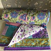 handmade. Livemaster - original item baby blanket: Quilt patchwork for baby