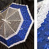 Свадебный салон ручной работы. Ярмарка Мастеров - ручная работа Зонт №61. Handmade.