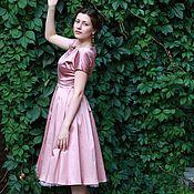 Одежда handmade. Livemaster - original item Retro style dress 50s. Handmade.