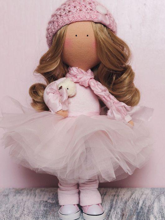 Куклы тыквоголовки ручной работы. Ярмарка Мастеров - ручная работа. Купить Кукла Зефирка. Handmade. Кукла ручной работы, подарок