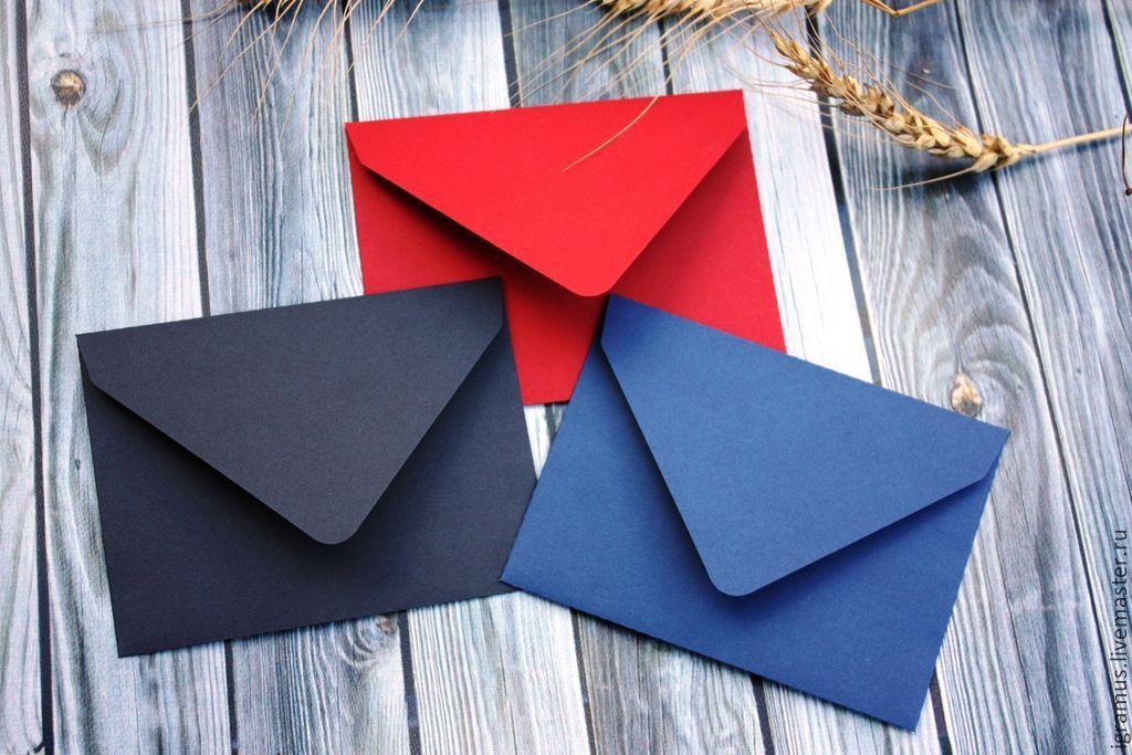 Днем, открытки с конвертами фото
