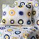 Детская ручной работы. Ярмарка Мастеров - ручная работа. Купить Плед и подушка (детский комплект). Handmade. Плед и подушка