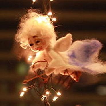 Куклы и игрушки ручной работы. Ярмарка Мастеров - ручная работа Ангел Амур Купидоныч. Handmade.