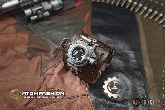 """Часы ручной работы. Ярмарка Мастеров - ручная работа. Купить Часы мужские """"Немо"""". Handmade. Часы, эксклюзивные часы"""