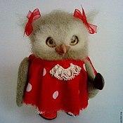 Куклы и игрушки ручной работы. Ярмарка Мастеров - ручная работа Сова Мелания. Handmade.