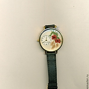 Украшения ручной работы. Ярмарка Мастеров - ручная работа Часы наручные. Handmade.