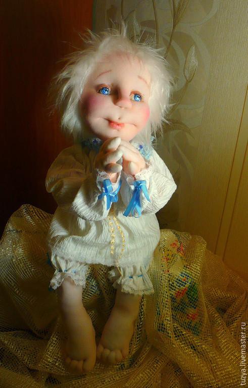 Интерьерная кукла, интерьерные куклы, кукла интерьерная, куклы интерьерные, кукла интерьерная `Ангел`, интерьерная текстильная кукла, интерьерные текстильные куклы, текстильная кукла, текстильные кукл