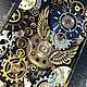 Стимпанк ручной работы. Стимпанк чехол на телефон/Steampunk. Анна Устинова  -Steampunk master-. Интернет-магазин Ярмарка Мастеров. Абстрактный