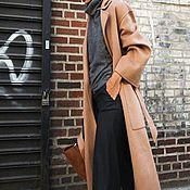 Одежда handmade. Livemaster - original item Wool oversize coat. Handmade.