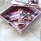"""Конверты для денег ручной работы. Коробочка для денег """"Tilda Lilac"""". Design Cards +. Ярмарка Мастеров. Конверт, поздравление"""