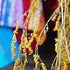 Текстиль, ковры ручной работы. Ярмарка Мастеров - ручная работа. Купить Вишневый коврик. Handmade. Русский стиль, вязаный коврик